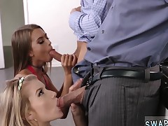 Black mother seduces friend's daughters girlfriend and daddy t