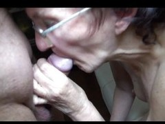 Granny Veronica knows nevertheless to suck my cock. She`s a real pro with a huge background just about sucking and swallowing hard dicks. Look at their way descending those lips insusceptible to my penis and taking all the way just about their way throat.