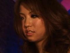 Exotic China Nishino Gives Kinky Handjob To a Lucky SOB
