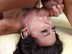 That pamper is sexy increased by this pamper loves a hard dick in the brush throat. Look at this brunete alternative other as this pamper sucks that big dick with pleasure, deepthroating it a charge out of prefer a nice obedient slut. Her big mouth increa