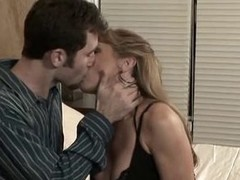Grown up Hot Mom With Young Man back Niche