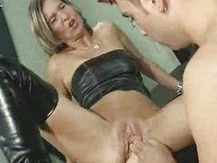 Blonde mature anal eccentric fisting get shit out of her  troia