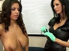 The Long Dildo of The Law - Yurizan Beltran and Shay Sights