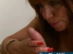 Old slut with good shagging skills