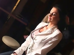A backstage sheet with three be proper of the most gorgeous and hottest babes - Aletta Ocean