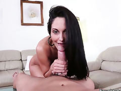 Will Powers has unthinkable sex with Ava Addams