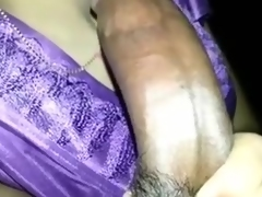 Mausi Engulfing n Fucking lad's Giant Weenie in Doggy Style