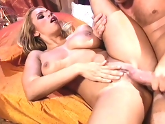 Wild Pandora Dream begs for more in a nasty hardcore threesome