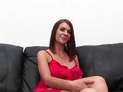 Big Tit Stripper A-hole Fuck Casting