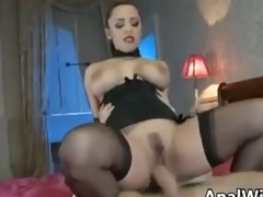 Busty Housewife With A Big Cock