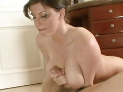Hot as hell Sara Stone is drilled back her pantie pot