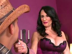Mature, MILF, 60+ Year Old, Older Woman: Rita Daniels