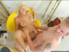 Big boobed hoe Angelina Hart acquires fucked so hard she couldn't stop moaning