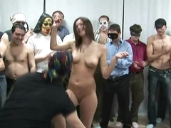 BUSTY Inclusive At one's fingertips CZECH GANG BANG PARTY HAVING FUN