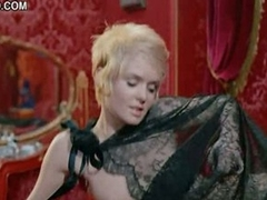 Mesmerizing Retro Star Joey Heatherton Shows Her Zeppelins In 'Bluebeard'