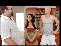 Priya is annoyed of constantly begging her boyfriend for some action and continuously being rejected for his allies. When that honey explains her situation to her boyfriends ally Johnny that guy thinks that his ally is a complete idiot for rejecting her and gives her exactly what this honey needs.