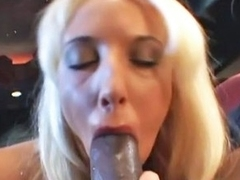Fiona Cheeks gets on her knees to engulf off a giant black dong. One Time that hottie is throughout her cookie gets pounded until this hottie creams all over that hard cock!!