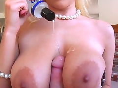 Enjoy Jonni Darkkos POV chapter with titfuck and blowjob by  Haley Cummings with huge jugs