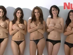 Sophie Howard And Friends Topless Photo Discharge