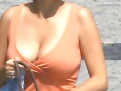 Candid - Busty Bouncing Tits Vol 11