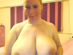 Huge Webcam Tits 10