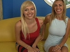 Fuck my young blonde daughter and me