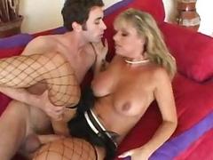 Kristal Summers the corset slut has hardcore sex