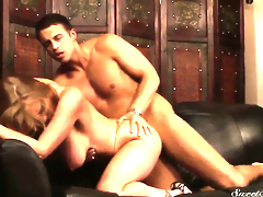 Rocco Reed bangs hot Darla Cranes beautiful face with his ram rod
