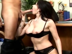 Smut Eva Karera has got laid Rough in An Office