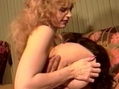 Hunk Ric exposing her astounding cock, and megaboobed whore Chessie...