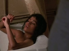 Spectacular Lisa Bonet Shows Her Merry Boobs in a Hot Scene