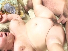 Busty mature midget natasha gets hardcore drilled