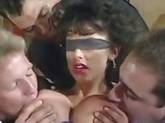 Sarah Young Blindfold 6 Scrounger Gangbang