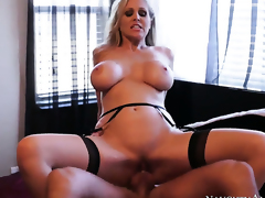 Bill Bailey loves always moist warm love hole of Julia Ann