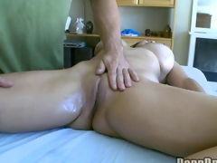 Wild drilling after massage