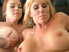 Samantha Silver And Friend Love...