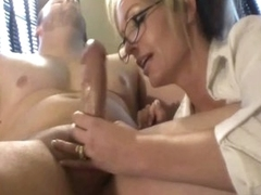Milf blowjob plus facial compilation