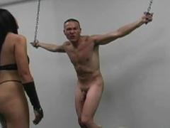 Knob punishment
